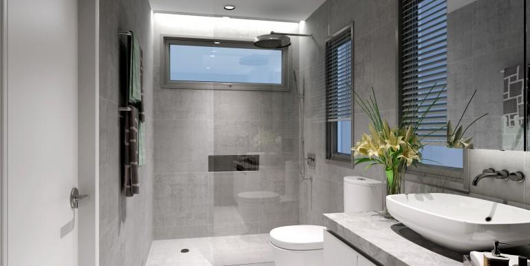 bathroom (bath 1  , unit 2 )