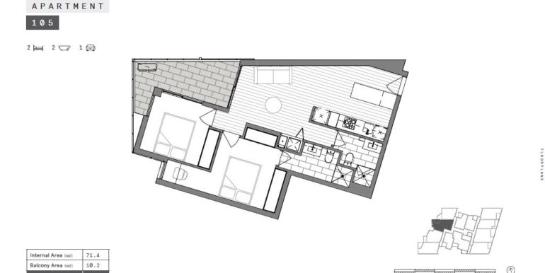 105 floorplan